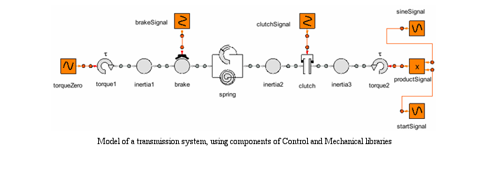 Mechanical Schematic