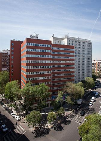 EAI Headquarters, Madrid (SPAIN)