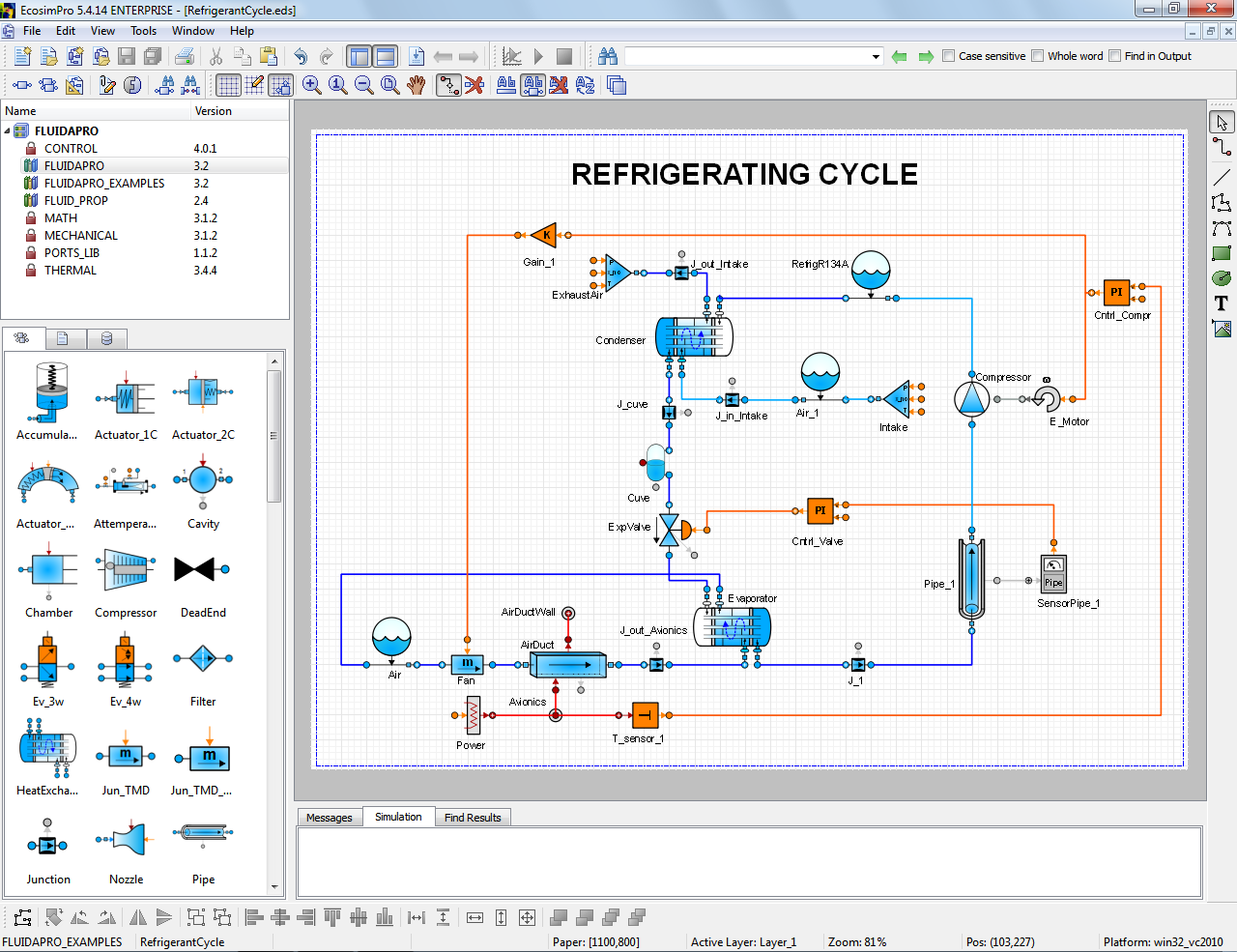 Ecosimpro Modelling And Simulation Software