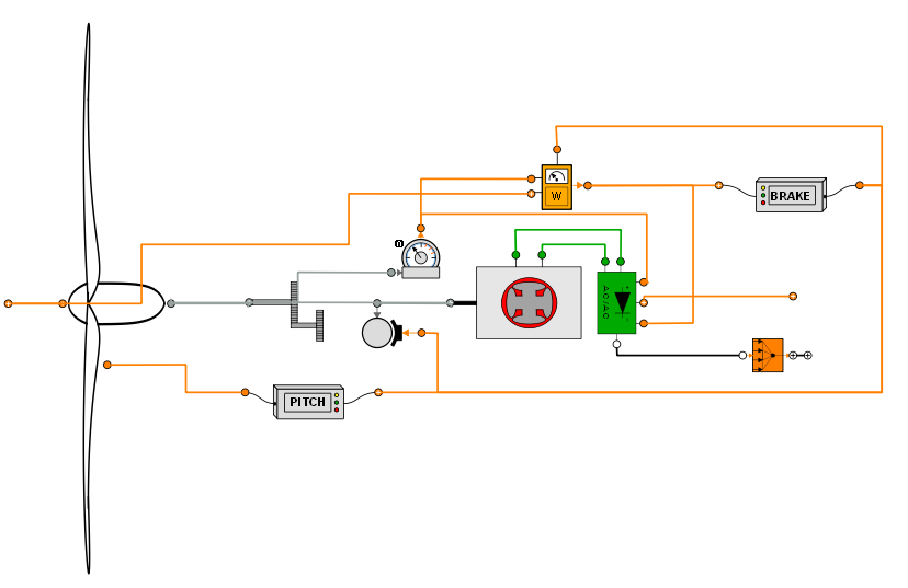 ELECTRIC_SYSTEM example